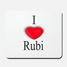 Rubi Mousepad