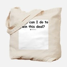 What can I do? Tote Bag