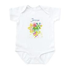 Jenna Infant Bodysuit