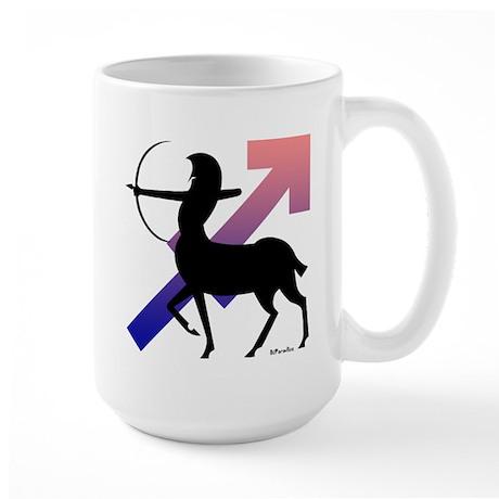 Sagittarius Large Mug