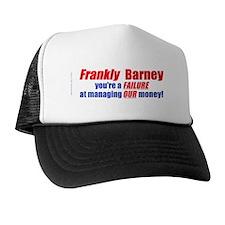 Frankly Barney Trucker Hat