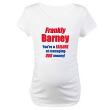 Frankly Barney 2-sided Shirt