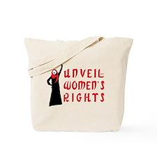 Islamic Feminist Tote Bag