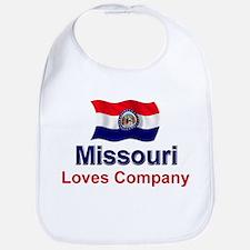 Missouri Loves Company Bib