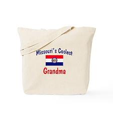 Coolest Missouri Grandma Tote Bag