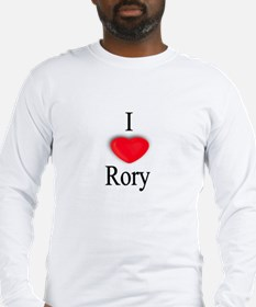 Rory Long Sleeve T-Shirt
