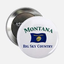 """Montana-Big Sky 2.25"""" Button"""