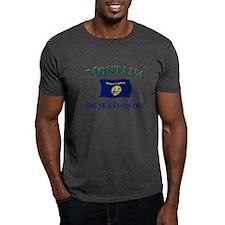 Montana-Big Sky T-Shirt