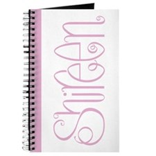 Shireen pink Journal