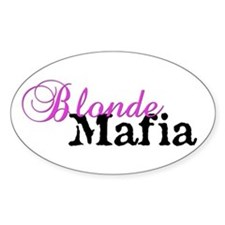Blonde Ambition Decal