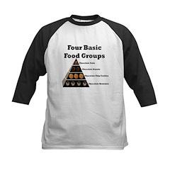 Four Basic Food Groups Tee