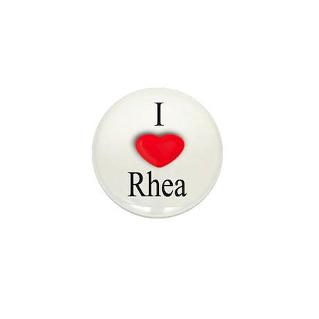 Rhea Mini Button (10 pack)