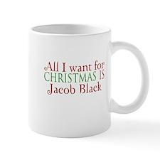 All I want for Christmas is J Mug