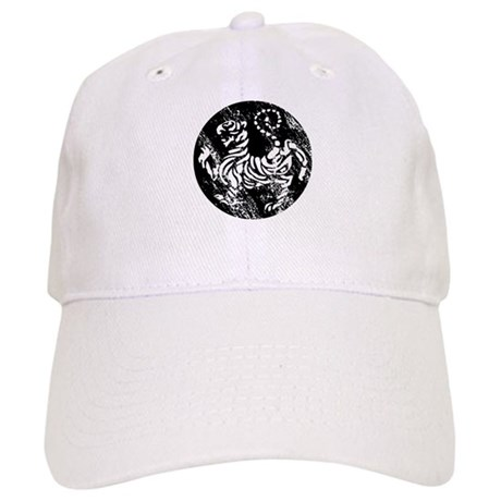 vintage shotokan karate tiger Cap
