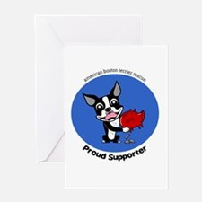 ABTR Proud Supporter Greeting Card
