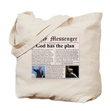 Christian humor Tote Bag