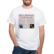 Bailout plan satire White Christian T-Shirt