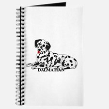Cartoon Dalmatian Journal