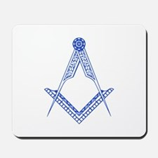 Square & Compass Mousepad