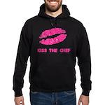 Kiss the Chef Hoodie (dark)