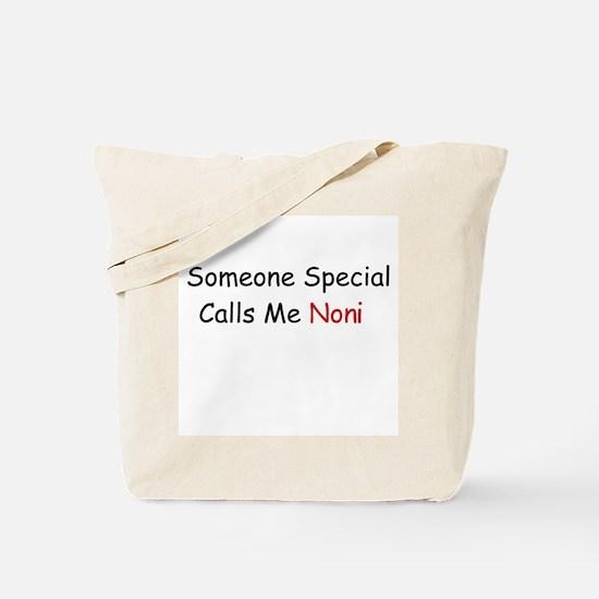 Someone Calls Me Noni Tote Bag