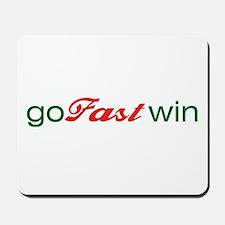 GoFastWin Mousepad