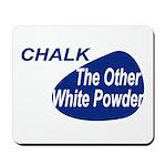 Other White Powder Mousepad