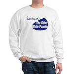 Other White Powder Sweatshirt