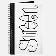 Shireen black Journal