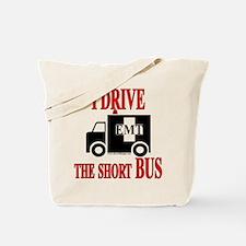 Short Bus Driver Tote Bag