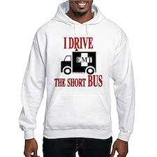 Short Bus Driver Hoodie