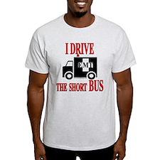 Short Bus Driver T-Shirt