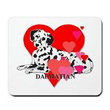 Dalmation Classic Mousepad