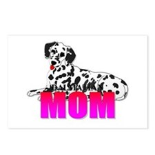 Dalmatian Mom Postcards (Package of 8)