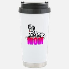 Dalmatian Mom Travel Mug