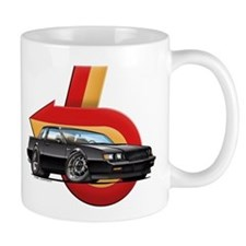 Black Buick GN Mug