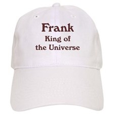 Personalized Frank Baseball Cap