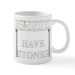 Masons Stones Mug