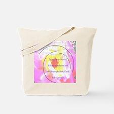 Hijab Philosophy Tote Bag