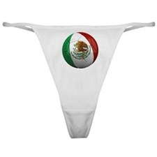 Mexico Soccer Ball Classic Thong