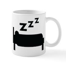 zzz sleeping Mug