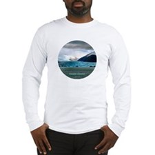 Glaciers -Long Sleeve T-Shirt