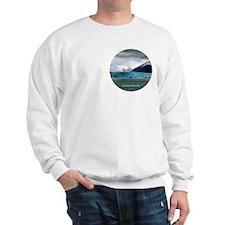 Glaciers-  Sweatshirt