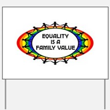 Cute Marriage equality Yard Sign