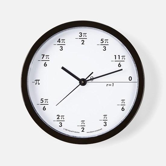 Cool Nerd Wall Clock