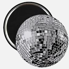 Shiny Disco Mirror Ball Magnet