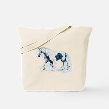 """A Traveler"" Tote Bag"