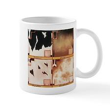 """""""Square Cows"""" Mug"""