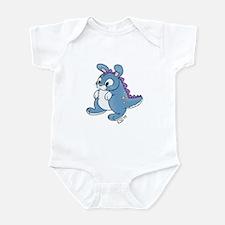 Bunnysaurus Infant Bodysuit