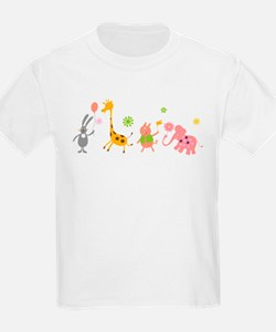 Animals on Parade T-Shirt